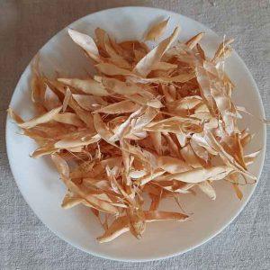 Стручки фасоли 100 грамм