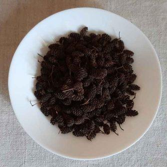 Соплодия ольхи (шишки ольхи) 50 грамм