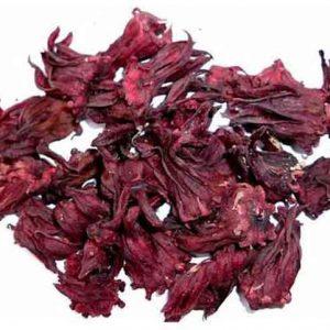 Каркаде, гибискус (лепестки) 50 грамм