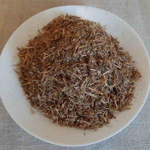 Корень пырея (измельчённый 2-4 мм) 50 грамм