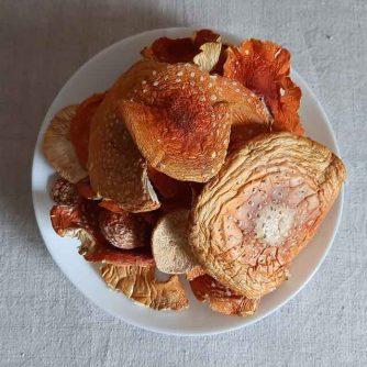 Мухомор красный (шляпки) 100 грамм